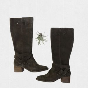 NWT UGG Australia Bandara grey tall boots 9